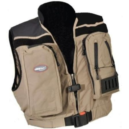 Airflo wavehopper inflatable wading vest southside angling for Inflatable fishing vest