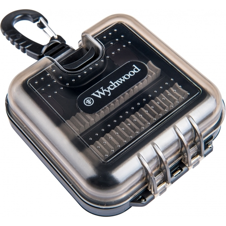 Wychwood Vuefinder Compétition Double Ripple Mousse Fly Cases
